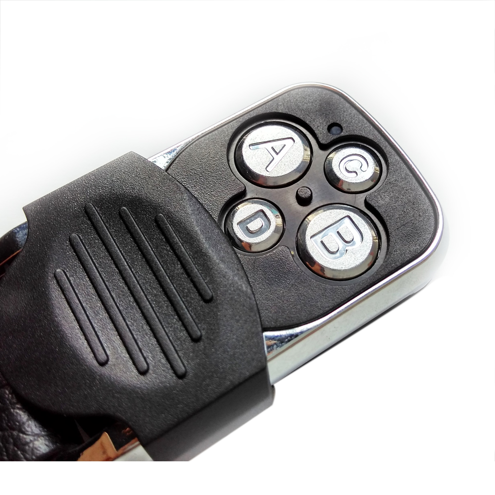keychain open add transmitter channel remote frequency multi opener door multicode button code linear to cart doors gate garage