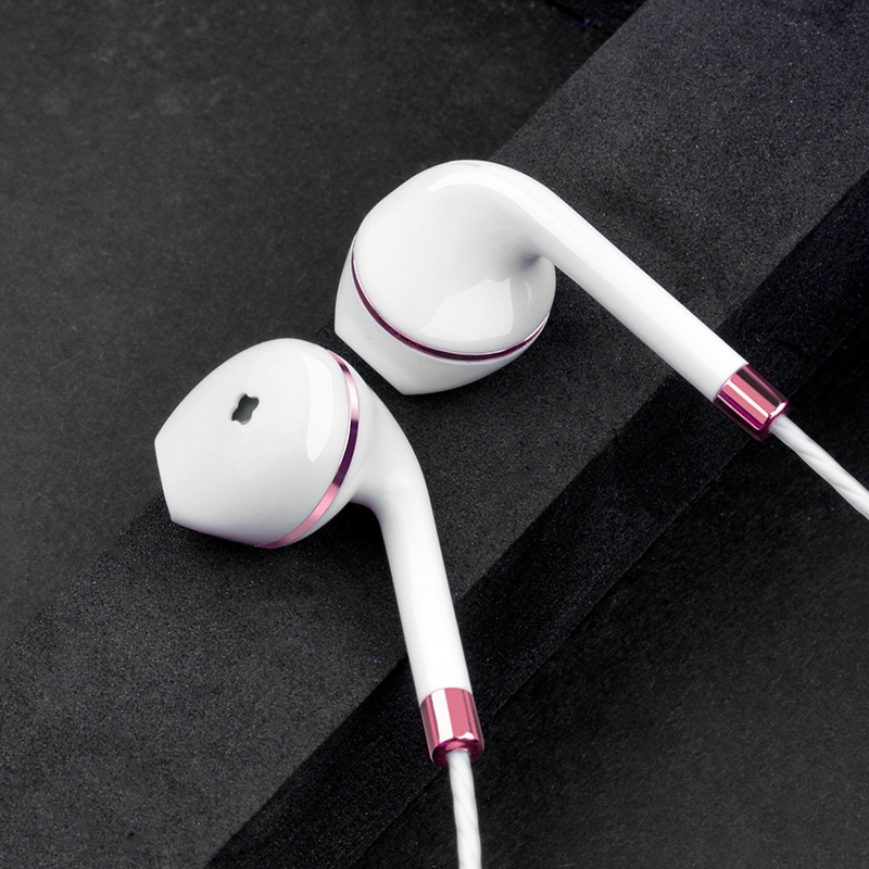 original wired earphone for apple iphone 6 5 xiaomi samsung Android phone jack bass earpods earpiece white Stereo headset earbud new earphone for apple iphone 6 5 samsung xiaomi with microphone 3 5mm jack bass in ear fone de ouvido headset earpods earpiece