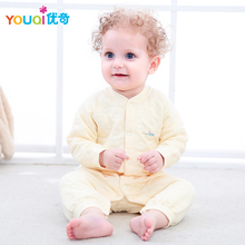 YOUQI Unisex Baby Clothes Boy Rompers Girl Jumpsuit Clothing Winter Underwear Toddler Infant Onesies Spring Autumn Baby Clothes