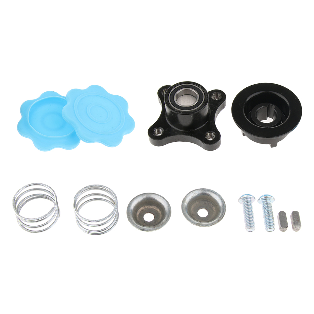 Heavy Duty Metal Electric font b Wheelchair b font Clutches Set Kit for Elderly Handicapped font