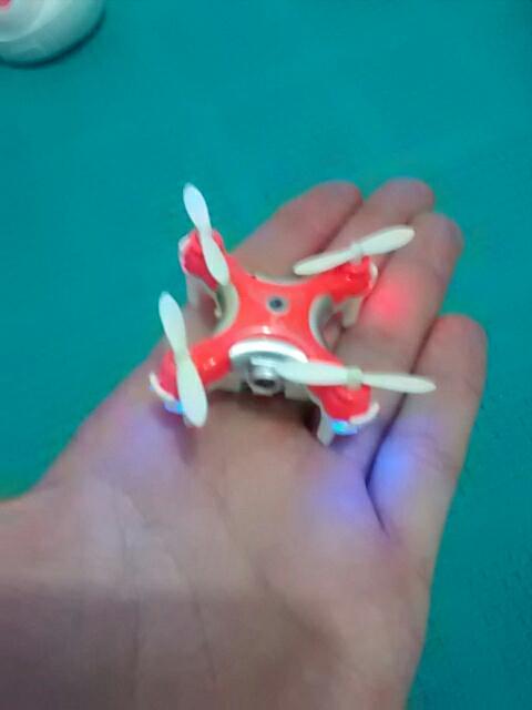 Quadrocopter カメラポケットサイズ 0.3MP 人気 2