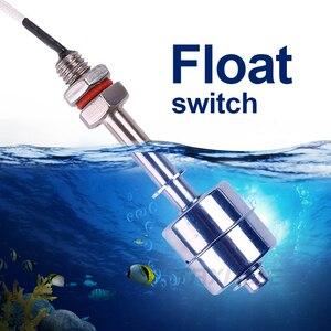 Image 2 - Przełącznik pływakowy odporna na wysokie temperatury 304 wieża ciśnień ze stali nierdzewnej automatyczny kontroler poziomu wody czujnik