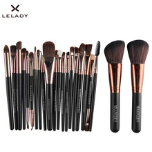22Pcs High quality Makeup Brushes Set Cosmetic Foundation Powder Blush Eye Shadow Lip Blend Make Up Brush Pinceaux Maquillage