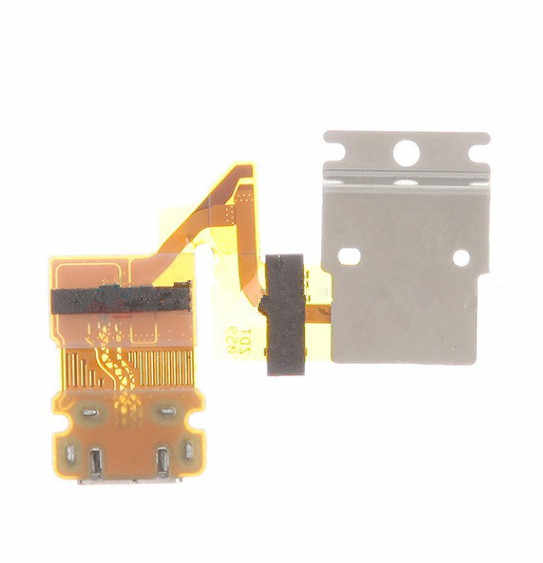 SGP321 Spare Parts SGP311 ZHANGJUN Replacement Parts SIM Card and SD Card Reader Contact Flex Cable for Sony Xperia Tablet Z SGP312