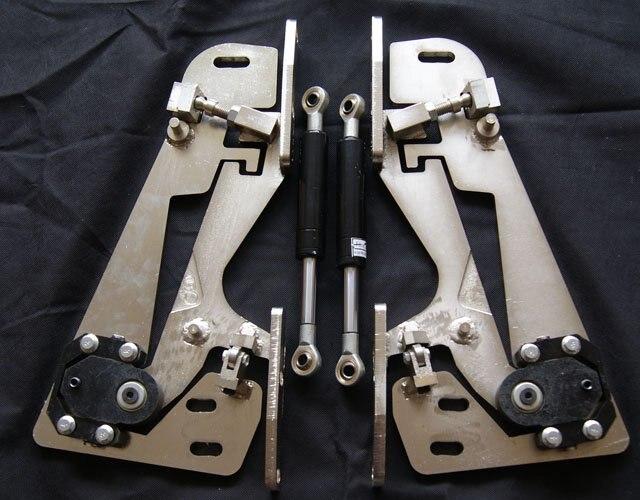 Car Modification Vertical Lambo Door Scissors Door for Suzuki Swift & Car Modification Vertical Lambo Door Scissors Door for Suzuki Swift ...