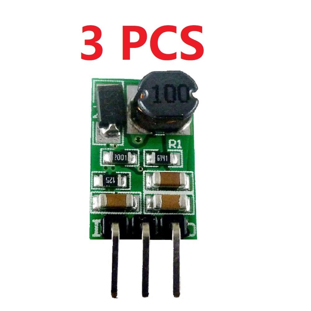 9-40V to 7.5V DC-DC Converter Voltage Step-Down Buck Module Power Supply Board