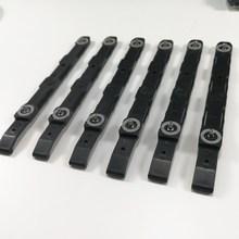 Buckle Cooler Rail Hard-Drive-Bracket Slide-Track Master Plastic HDD 2pcs