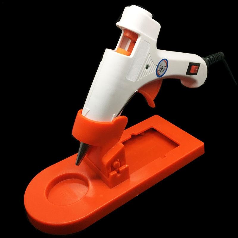 Strict 220v 20w Electric Glue Gun Eu Plug Hot Melt Adhesive Gun Stick Heater Hand Repair Heating Tool Toy Wood Art Craft Phone Diy Power Tools