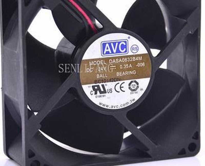 Free Shipping Good Quality Original AVC Inverter Fan8CM 8032 24V 0.35A DASA0832B4M Quality Assurance Cooling Fan