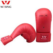 ФОТО free shiping pu karate gloves taekwondo,boxing gloves 1106a1