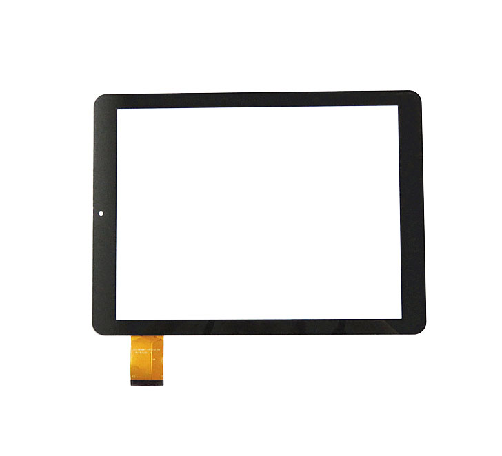 New 9.7 Tablet For Majestic TAB-397 3G Touch screen digitizer panel replacement glass Sensor Free Shipping new black for 10 1inch pipo p9 3g wifi tablet touch screen digitizer touch panel sensor glass replacement free shipping