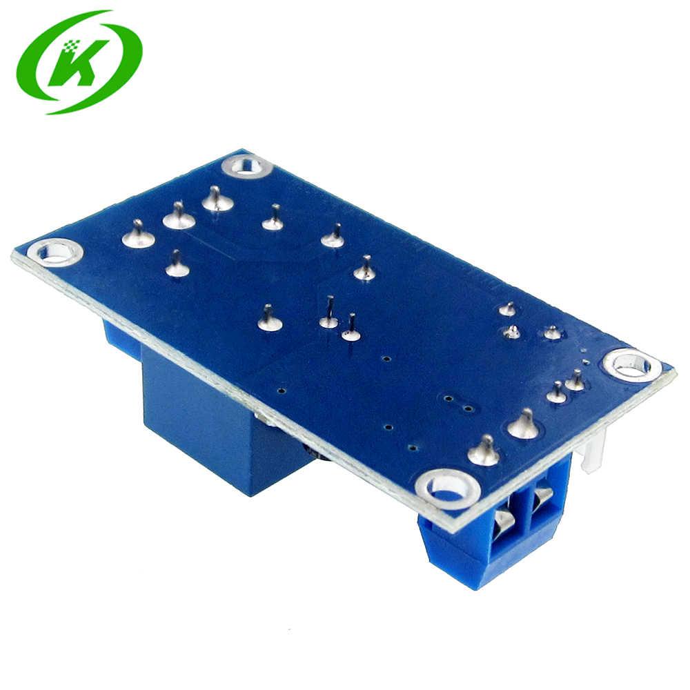 XH-M131 DC 5 فولت/12 فولت مفتاح تحكم في الضوء Photoresistor وحدة التتابع جهاز استكشاف 10A السطوع التلقائي وحدة التحكم