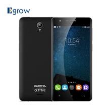 Original Oukitel K4000 K4000 Lite Pro Android 5.1 MT6735P Quad Core 5.0 Pulgadas Del Teléfono Móvil 2G RAM 16G ROM 4000 mAh Smartphone