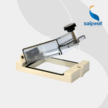 78.4*49.4*19mm  IP67 Transparent Contact Protection Window Hood  (PWH-0402)