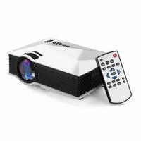 Wi-Fi Портативный проектор Full HD 1080 P 3D uc46 дома Кино проектор projetor HDMI SD видео цифровой проектор СВЕТОДИОДНЫЙ Proyector