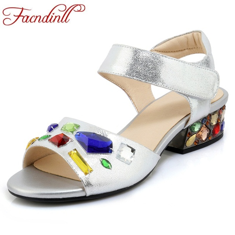 FACNDINLL new fashion patent leather summer shoes woman gladiator sandals open toe women wedding dress shoes sweet lovely style new arrival top quality aged leather women sandals fashion summer gladiator dress shoes women roman open toe flat casual shoes
