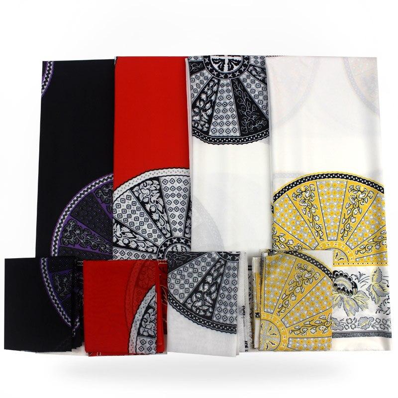 YBG 2018 imitated silk fabric african print fabric african fabric wholesale nigerian ankara fabrics african wax