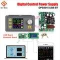 DPS5015 ЖК-вольтметр CC 50V 15A ток тестер постоянного напряжения понижающий программируемый модуль питания Регулятор конвертер
