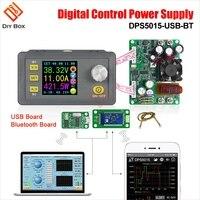 DPS5015 LCD Voltmeter CC 50V 15A Current Constant Voltage Tester Step down Programmable Power Supply Module Regulator Converter|Voltage Meters| |  -