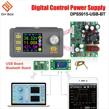 DPS5015 LCD Voltmeter CC 50V 15A Current Constant Voltage Tester Step-down Programmable Power