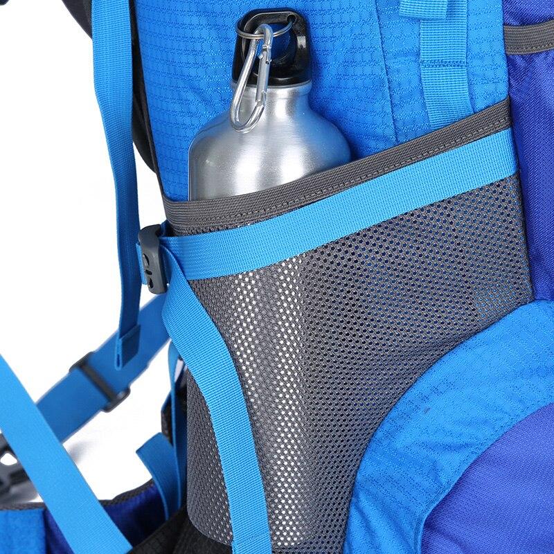Grand sac à dos extérieur 80L voyage escalade sac à dos randonnée Sport sac Camping sac à dos grande capacité montagne sac à dos - 5
