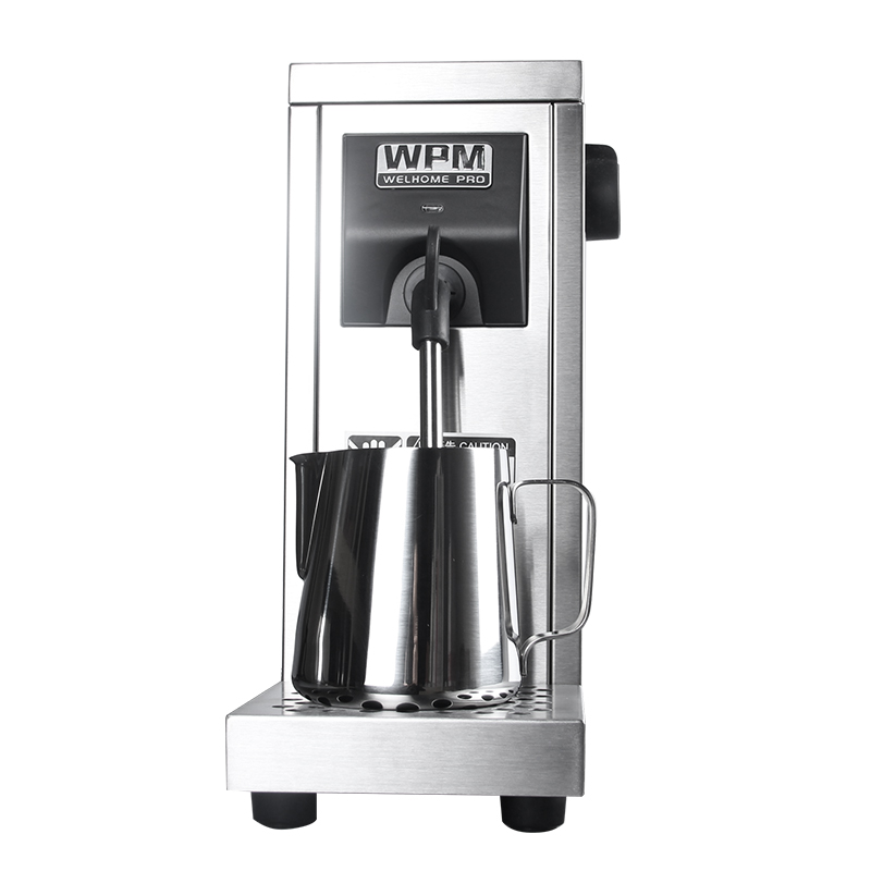 220v Commercial Professional pump pressure Milk Frother/Fully automatic milk steamer coffee frother MilkFoam Machine