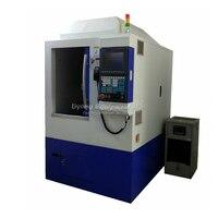 LY 3823 профессиональный ювелирный гравировальный станок 5 оси Колыбель типа 8000 Вт Мощность поддержка Автоматическая смена инструмента