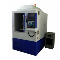 LY 3823 professional jewelry CNC engraving machine tool 5 axis cradle type 8000W Power support automatic tool change