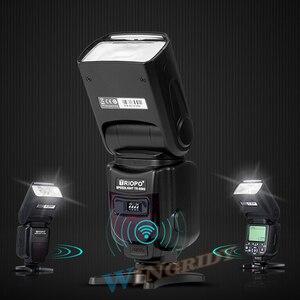 Image 5 - Triopo TR 950 Flash Speedlite universel pour Fujifilm Olympus Nikon Canon 650D 550D 450D 1100D 60D 7D 5D appareils photo reflex numériques