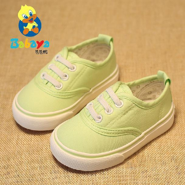 2015 casual brand casual classic soft candy macarons color tennis first Walkers baby canvas infant boy girl toddle sneaker shoes