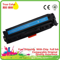 131A Toner Cartridge CF210 CF210A CF211A CF212A CF213A Replacement For LaserJet Pro 200 M251n M251nw 200 MFP M276n M276nw