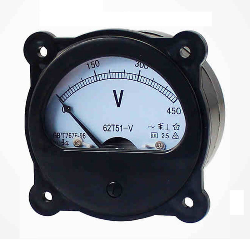 450v pointer ac voltage meter generator using analog meter. Black Bedroom Furniture Sets. Home Design Ideas