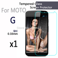 For Moto G G2 G3 G4 G4 Plus X Xplay Tempered Glass Film Screen Protector for Motorola Moto G Series Free Shipping