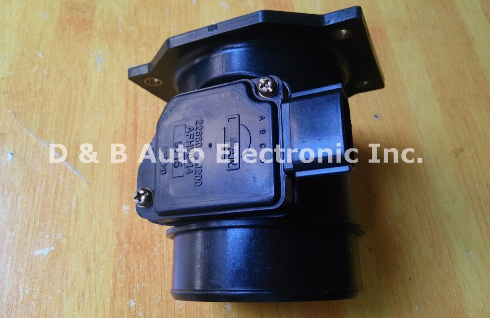 1pc Original Air Flow Meters AFH70-14 22680-2J200 Mass Air Flow Sensors for Ford Nissan фонарь спутник afh 100 1watt