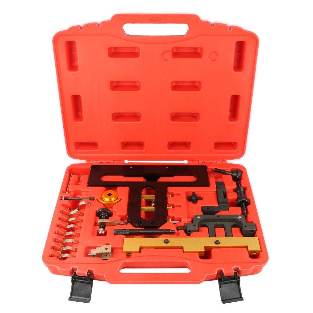 Outils de distribution de moteur de voiture MR CARTOOL pour BMW N42 N46 N46T Kit d'outils manuels d'entretien de réparation automobile