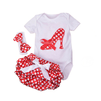 New Kids Toddler Girl Clothing Set short sleeve T-shirt Tops Leopard Shorts Cute Baby Girl Summer Clothes Outfit cotton bodysuit