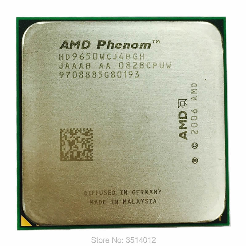 AMD Phenom X4 9500 X4 9500 CPU Processor Quad-CORE 2.2Ghz// 2M 2200GHz Socket Am2+ 95W