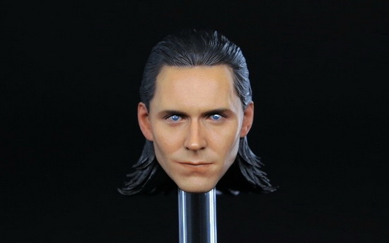 High Quality 1/6 Loki 2.0 Head Carving for 12 Action Figure Doll Collection Toys Gift Free Shipping poptoys 1 6 soldier accessories the avengers loki loki windbreaker suit with cane for 12 action figure doll toys