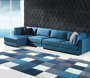 accueil tapis salon table basse mode épais tapis brève 120 * 170