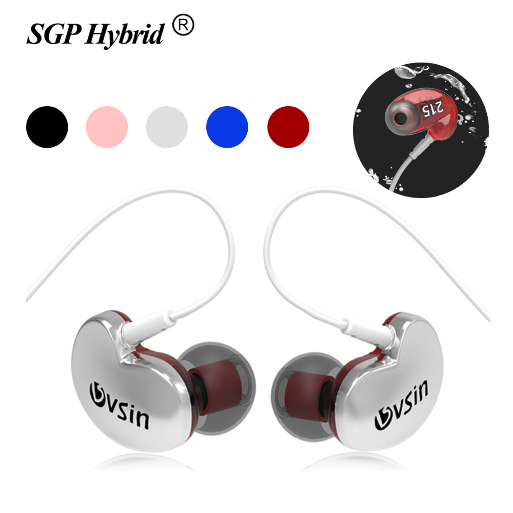 Original Sports Earphone Super Bass Headphones Sweatproof Running Headset With Mic in-ear Hook For iPhone Samsung Mobile Phone