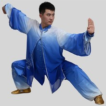 Customize Tai chi uniform Kungfu clothing performance clothes Taiji sword outfit garment for men women boy girl kids children