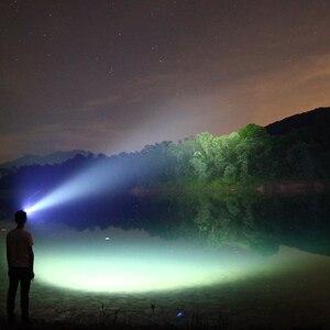 Image 4 - NITECORE linterna frontal HC33 de 1800 lúmenes, Luz LED HD CREE XHP35, resistente al agua, para Camping y viajes, color blanco frío, Envío Gratis