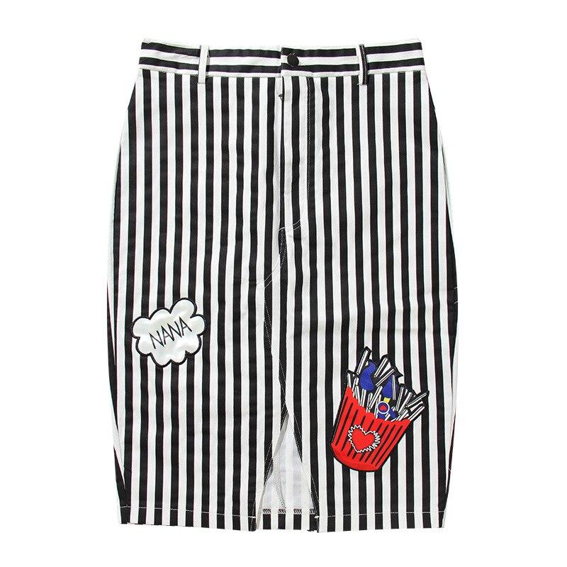 Elastic Summer Pencil Skirt Faldas Elegantes Saias Na Altura Do Joelho Mini Skirt Faldas Largas Mujer Verano Faldas Mujer