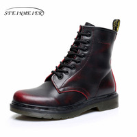 2016 Boots Winter Snow Factory Shoe Black Red Blue Winter Boots For Women With Fur Waterproof
