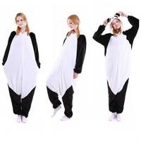 En Vente Femmes de Panda Animal Cosplay Costume Animal Cosplay Costume Costume Complet Manches Sommeil Salon Onesies Drôle Pyjamas Femmes