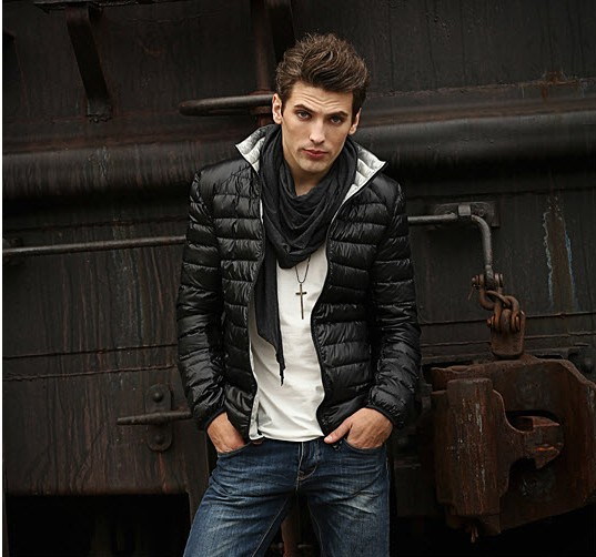 jacket leather for men Picture - More Detailed Picture about New ...