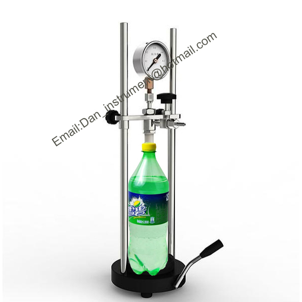 Gas volume tester Soft Drink CO2 tester