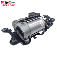 For BMW X5 F15 X6 F16 Air Compressor Without Air Suspension Valve Bracket 37206875177 37206850555