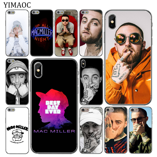 yimaoc macs miller soft silicone cover case for apple iphone xs maxyimaoc macs miller soft silicone cover case for apple iphone xs max xr x 6 6s 7 8 plus 5 5s se 10 tpu phone cases