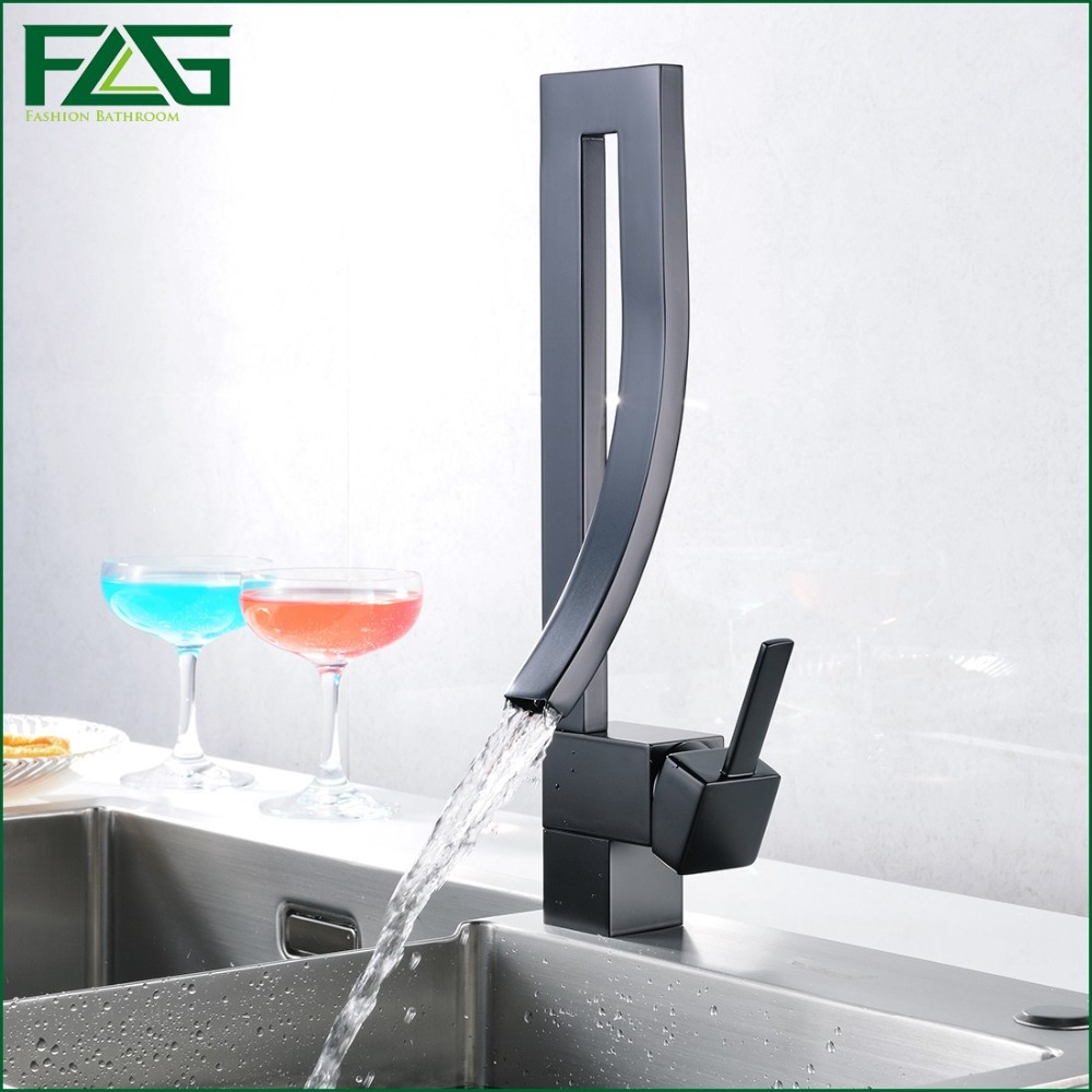 unusual square ultra designer modern astonishing kitchen bath sink faucet taps faucets